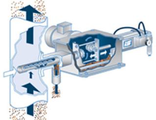 Pneumatic Line Sampler