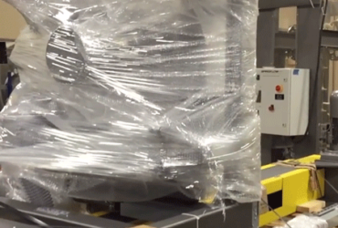 Spiroflow's CTE High Volume Bulk Bag Filler