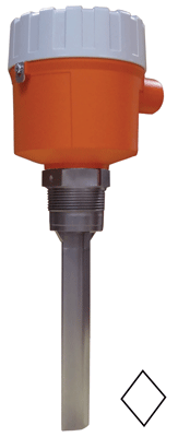 Vibratory Level Sensor - Diamond Shaped Probe