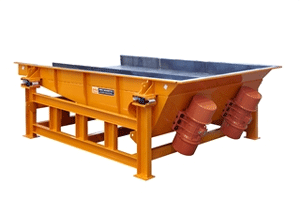 Brute Force Mechanical Vibratory Feeders