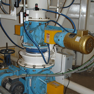Dilute Phase Pneumatic Conveying