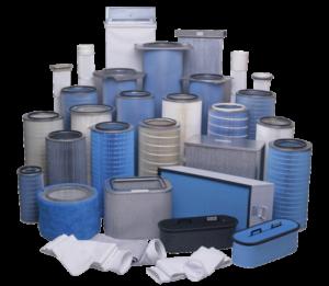 Donaldson Torit Filter bags & cartridges