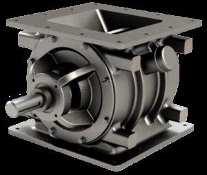Series CI Rotary airlock valve from ACS