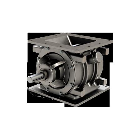 ACS Rotary valve square series CI
