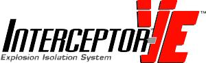 CV Technology Pinch valve explosion isolation interceptor VE