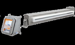 Xtreme webline metal detector