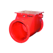 Isolation Flap Valve