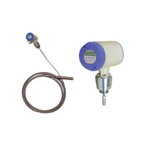 Monitor guided wave level sensor