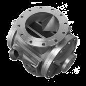 Granular Rotary Valve High Pressure