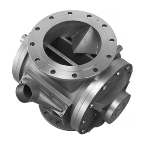 Pelletron Granular Rotary Valve High Pressure