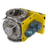 Powder Rotary Valve Medium Pressure