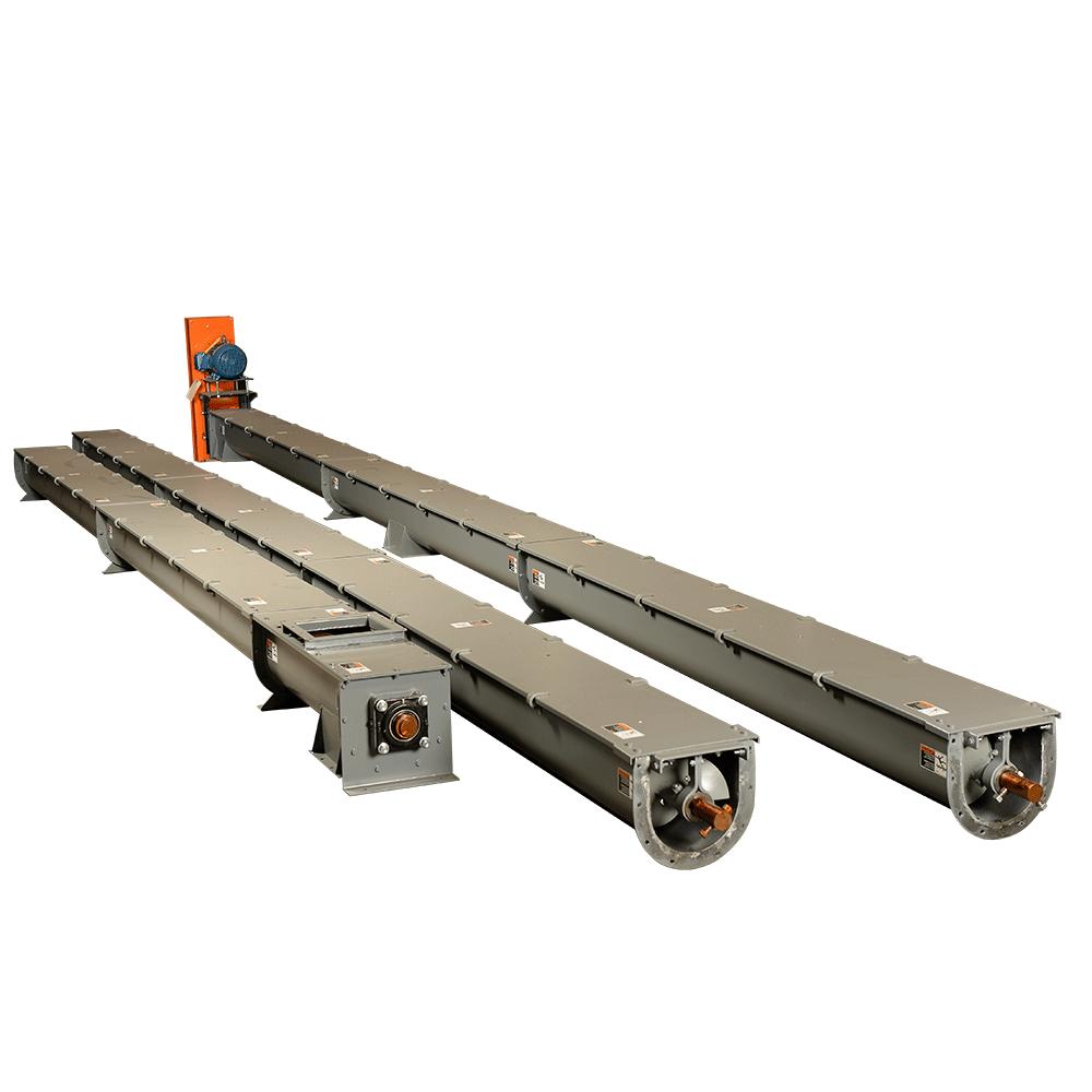 Screw Conveyor Systems by Thomas Conveyor Co.
