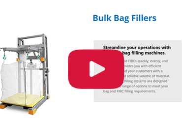 Hapman Bulk Bag Filler Operation