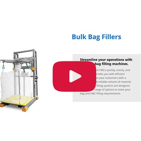 Hapman Bulk Bag Filling Systems