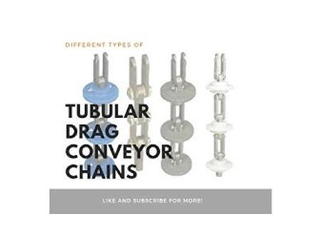 Hapman Tubular Drag Conveyor