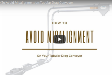How To Avoid Misalignment on Tubular Drag Conveyor