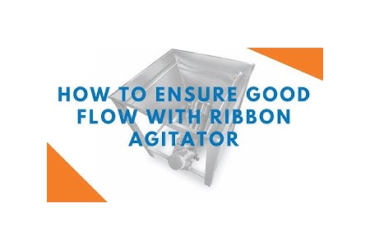 How to Ensure Good Flow in Your Flexible Screw Conveyor