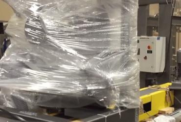 Spiroflow's CTE High Volume Bulk Bag Filler