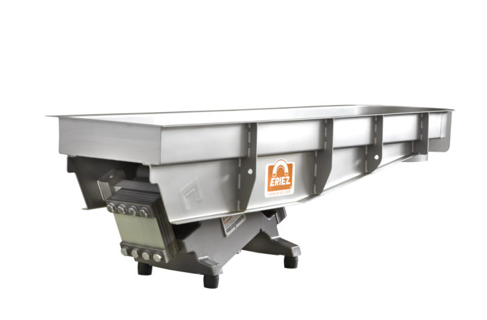 Vibratory Feeder Helps Prevent Chipping and Breaking