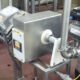 Eriez Liquid Line Metal Detector for liquids and slurries