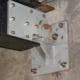 PEBCO designed Rocker Supports for slide gate