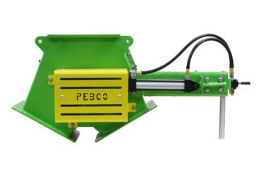 Pebco Single Blade Diverter