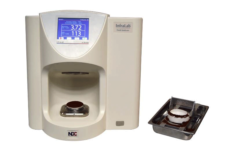 InfraLab Coffee Moisture Analyzer