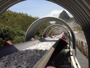 beumer belt conveyor
