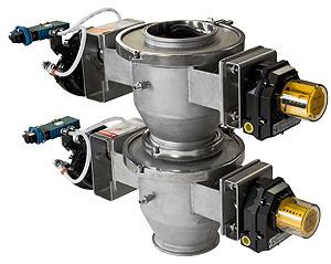 Roto-Disc® Airlock/ Double-Dump