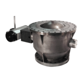 Heavy-Duty Spherical Valve