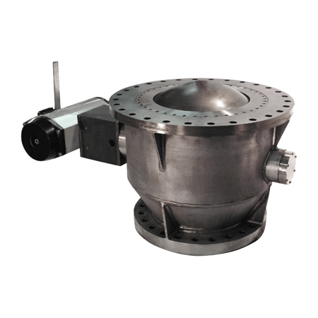 Roto-Disc® Spherical Valve