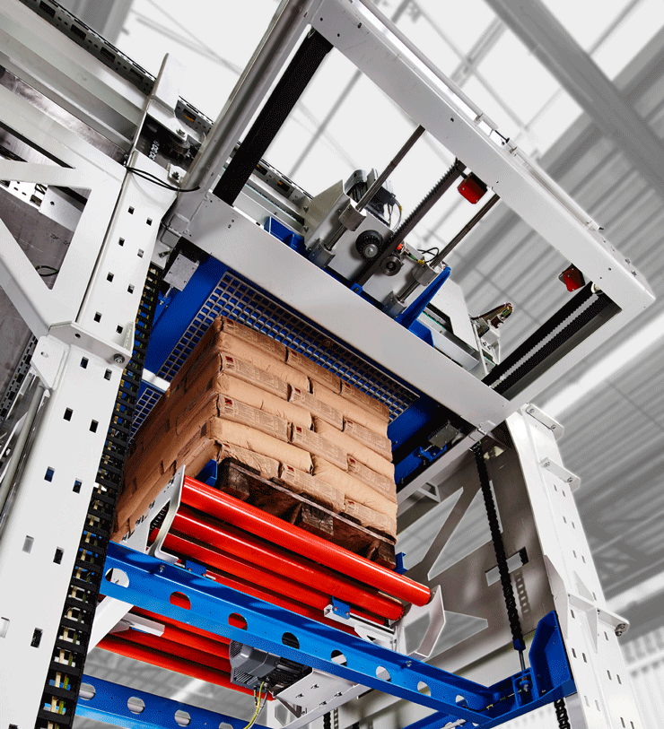 Beumer Packaging & Palletizing