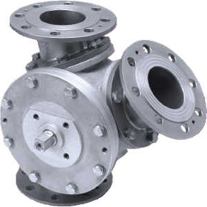 Powder Diverter Valve – PDV