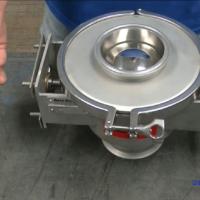 Roto-Clean sanitary valve