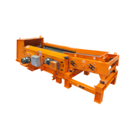 Ultra-High-Frequency Eddy Current Separator