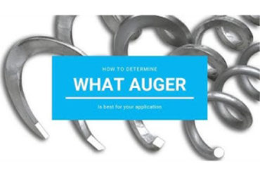 How to Determine Best Auger for Your Application