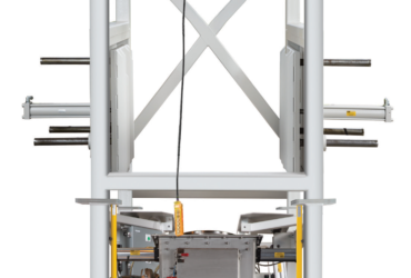 Bulk Bag Unloading Stations Accurately Delivers Metered Powders