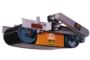Eriez Vibratory Feeders and Magnetic Separators at Carmeuse Lime and Stone