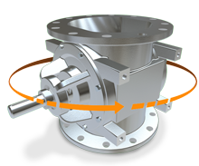 View 3D models of ACS rotary valves
