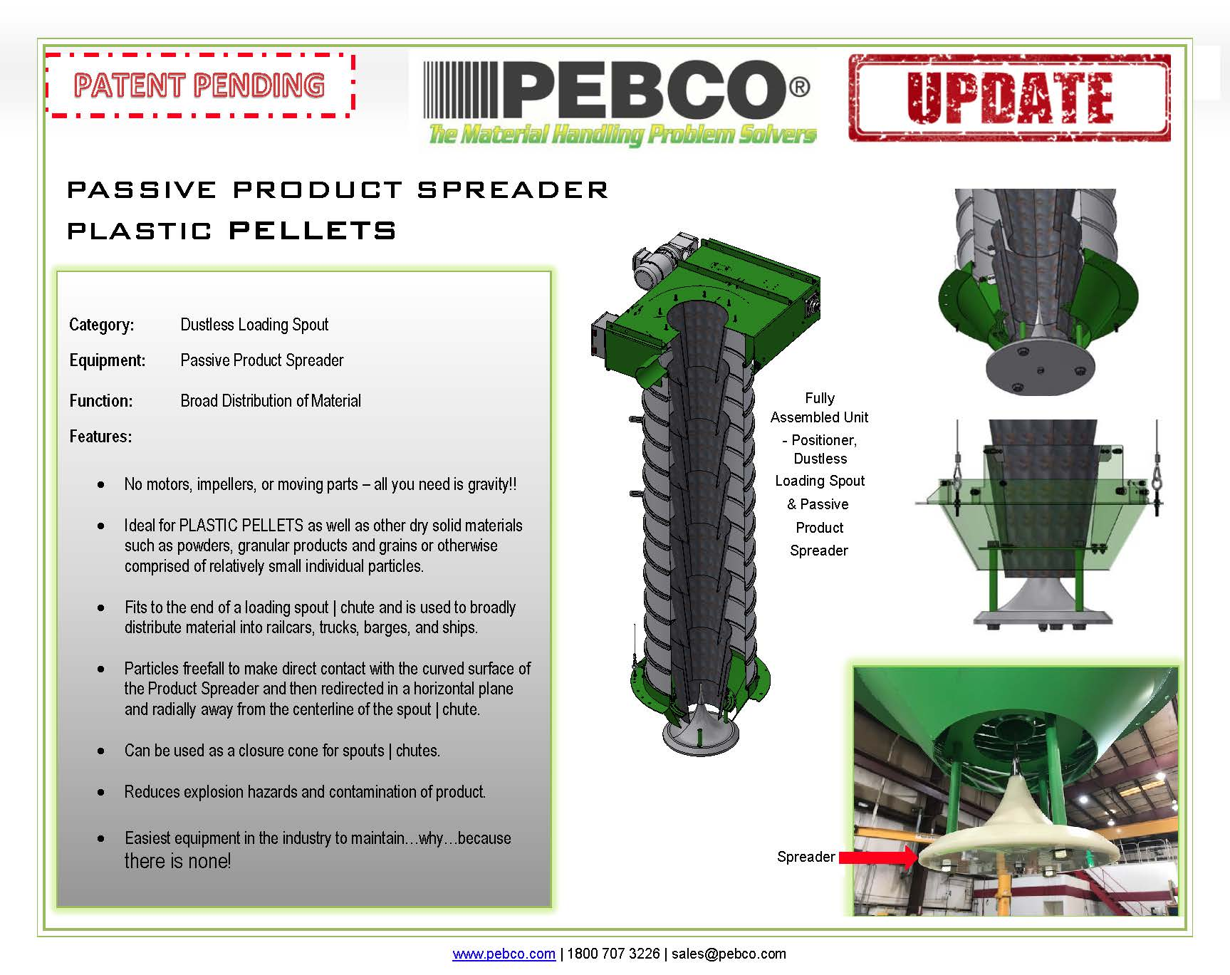 Product Spreader