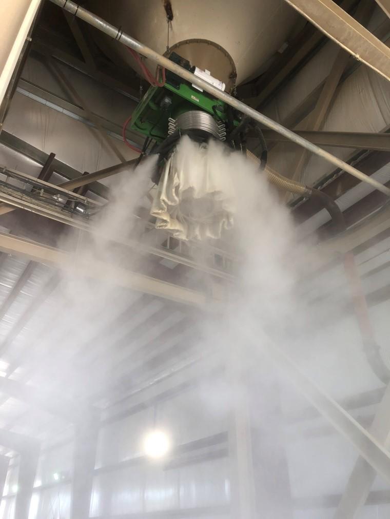 Dry Fog System