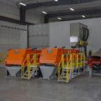Eriez Recycling Test Center